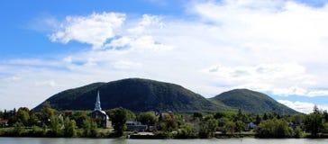 Mont St-Hilaire fotos de archivo libres de regalías