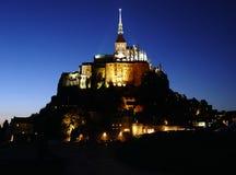 Mont St Michael, Frankreich Lizenzfreie Stockbilder