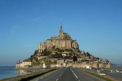 Mont St Michel, France. Royalty Free Stock Photography