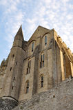 Mont St Michel in France Royalty Free Stock Image