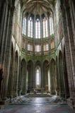 Mont St Michel, Francia, Normandía Fotografía de archivo libre de regalías