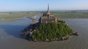 Mont St. Michel Royalty Free Stock Photography