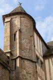 Mont St Michel, Normandy, França Fotografia de Stock Royalty Free