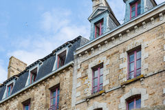 Mont St Michel, Normandy, France. BahIa de Le Mont St Michel, Normandy, France Royalty Free Stock Image