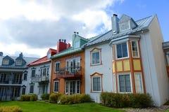 Mont-Tremblant,魁北克,加拿大 免版税图库摄影