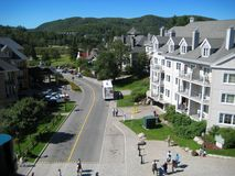 Mont Tremblant Stock Photography