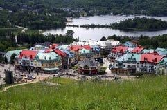Mont Tremblant, Canada Fotografie Stock Libere da Diritti