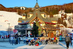 Idila do inverno Foto de Stock