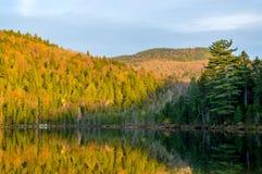 Mont Tremblant National Park Royalty-vrije Stock Foto