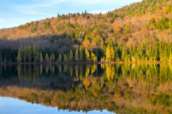 Mont Tremblant National Park Royalty Free Stock Image
