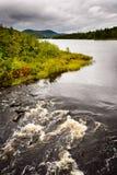 Mont Tremblant National Park - Lac Monroe Stock Image