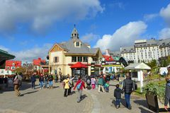 Mont-Tremblant, Quebec, Canada Stock Images