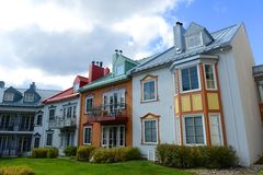 Mont-Tremblant, Quebec, Canada Royalty Free Stock Photography