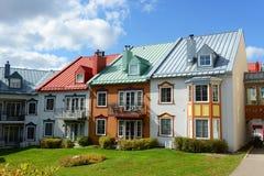 Mont-Tremblant, Quebec, Kanada Stockfotos