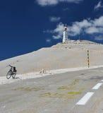 Mont Ventoux,普罗旺斯 免版税库存图片