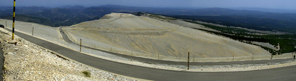 Mont Ventoux Photo stock
