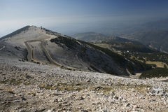 Mont ventoux Stock Photos