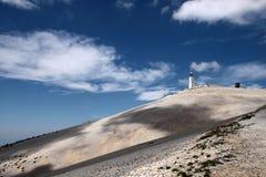 Mont Ventoux Photographie stock libre de droits