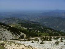 Mont Ventoux Foto de archivo