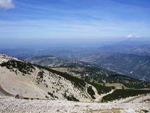 Mont Ventoux Stock Photography