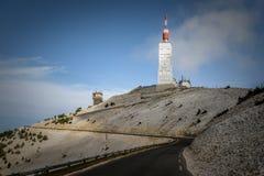 Mont Ventoux Стоковое Изображение