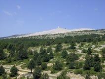 Mont Ventoux Imagenes de archivo