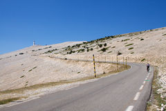 Mont Ventoux, France Imagem de Stock Royalty Free