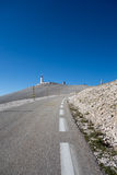 Mont Ventoux Francia Immagini Stock Libere da Diritti