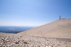 Mont Ventoux, Frankrijk Stock Foto