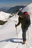 Montañés Imagen de archivo