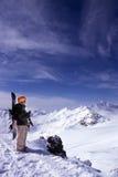 Montaña 020 Fotos de archivo