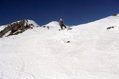 Montaña 025 Imagen de archivo