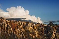 Montaña Foto de archivo