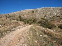Montaña 2 de Krstec Imagen de archivo libre de regalías