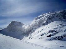 Montaña Fotografía de archivo