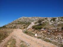 Montaña 3 de Krstec Imágenes de archivo libres de regalías