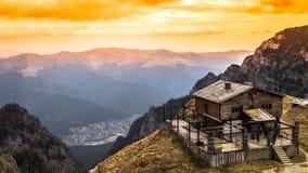Montaña Fotografía de archivo libre de regalías