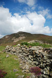 Montaña 44 de Conwy Imagenes de archivo