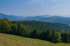Montaña Foto de archivo libre de regalías