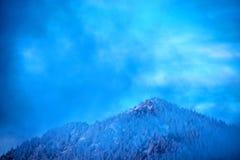 Montaña Imagen de archivo libre de regalías