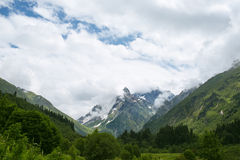 Montaña Imágenes de archivo libres de regalías