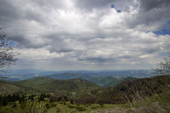 Montaña Imagenes de archivo