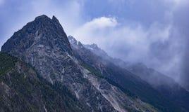 Montaña 03 Fotos de archivo libres de regalías