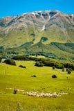 Montaña Abruzos Italia de Majella imagenes de archivo