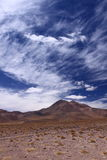 Montaña alrededor de San Pedro de Atacama, Chile Imagen de archivo libre de regalías