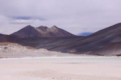 Montaña alrededor de San Pedro de Atacama, Chile Fotos de archivo