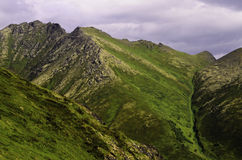 Montaña alta Imagen de archivo