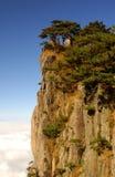 Montaña amarilla Imagen de archivo