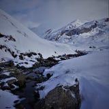 Montaña Artouste 01 fotos de archivo libres de regalías