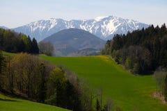 Montaña asombrosa Imagenes de archivo